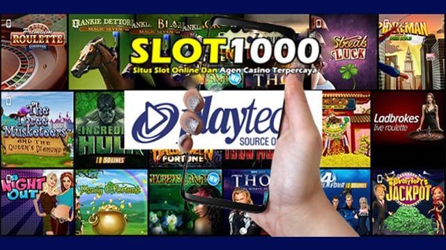 Download Judi Slot Playtech Online Via Smartphone