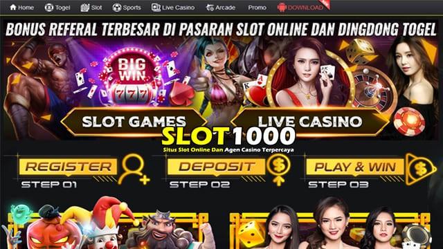 permainan casino online dan sportsbook terbaik